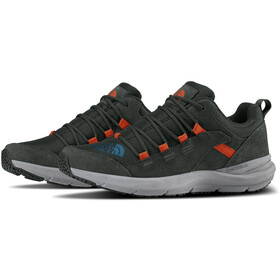 The North Face Mountain 2 Sneakers Hombre, dark shadow grey/griffin grey